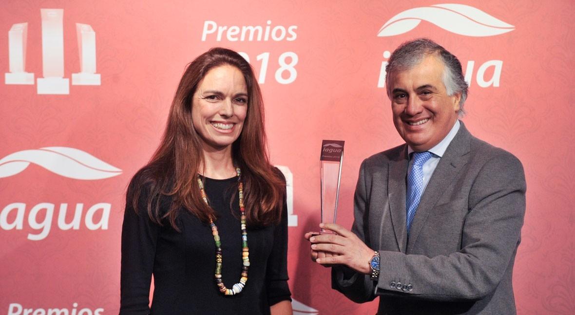 MMAyA, Premio iAgua 2018 Mejor Administración Pública Latinoamericana