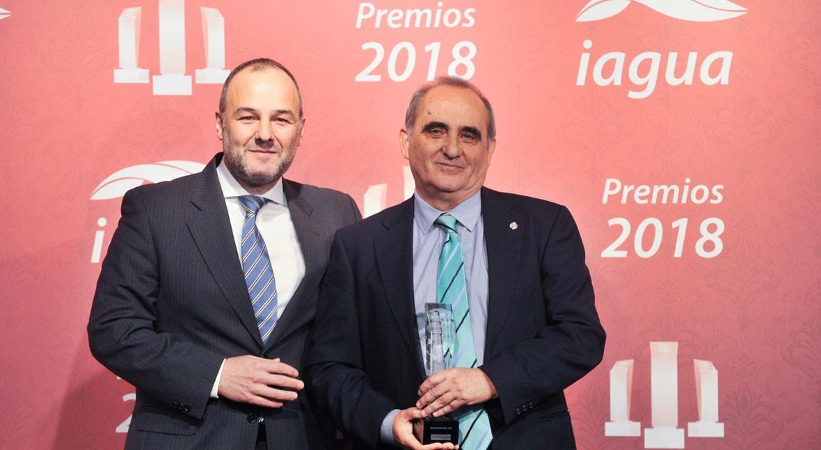Juan José Salas se alza galardón Influencer Año