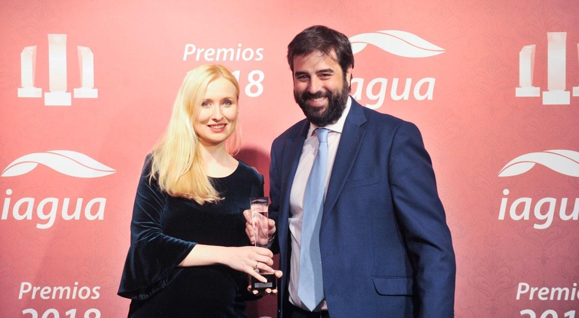 vídeo EDAR Atotonilco ACCIONA Agua, Premio iAgua Mejor Vídeo 2018