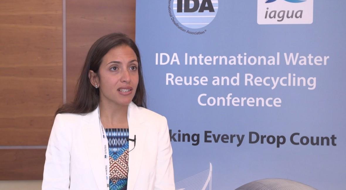 """Mena Sadek: """" Egipto hay déficit 2 millones metros cúbicos agua al día"""""""