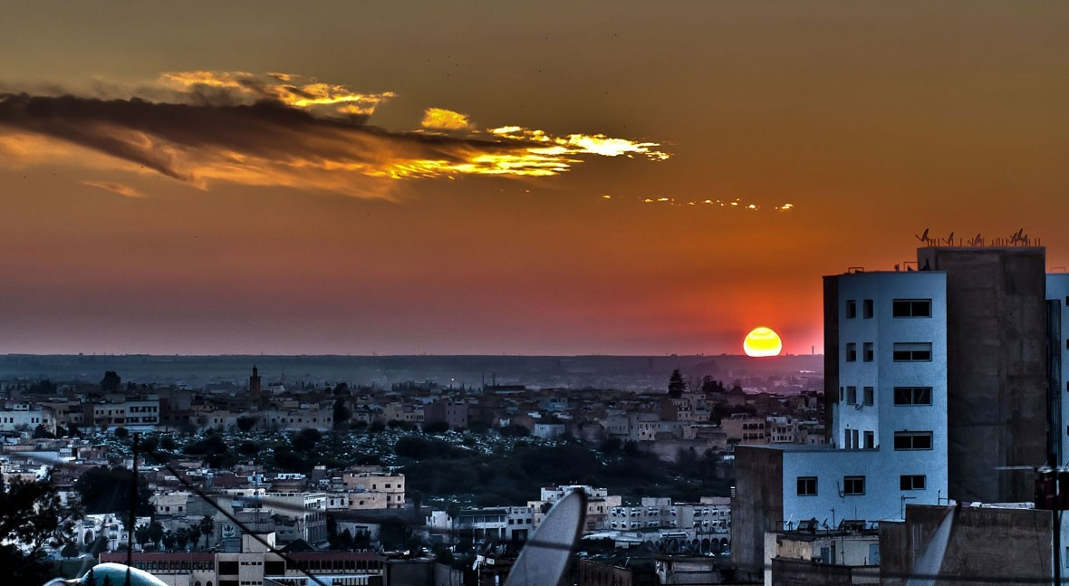 SUEZ, Marruecos e iAgua: Presiento que este es comienzo gran amistad