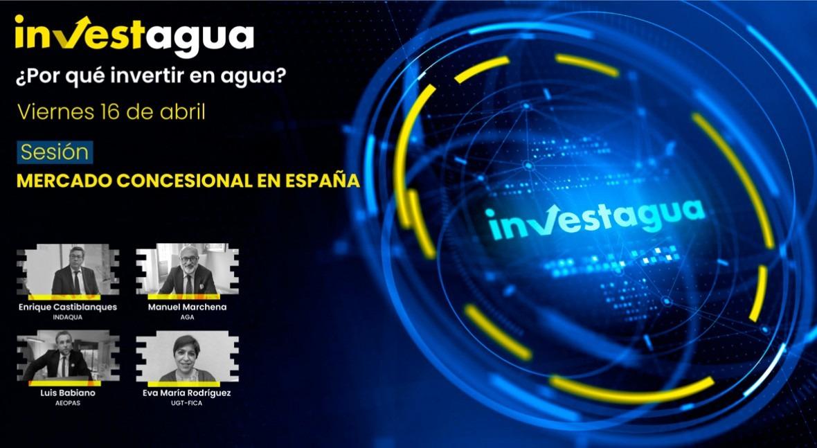 """expertos piden INVESTAGUA """"convivencia sana"""" sector público y sector privado"""