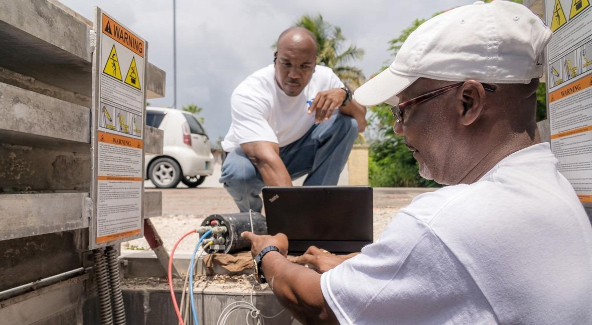 BID elogia proyecto gestión eficiente agua Miya Bahamas