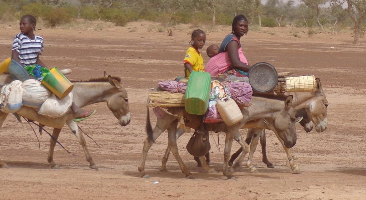 ¿Qué tienen que ver desertificación y mujeres?