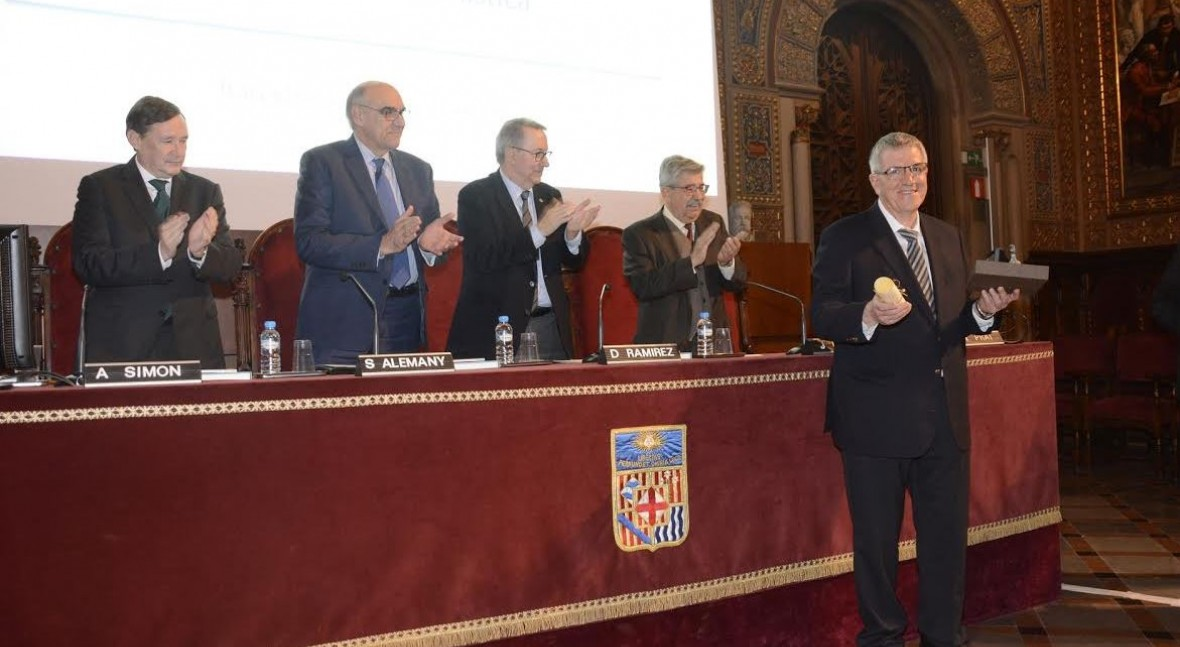 catedrático Ecología Narcís Prat, premiado labor divulgación