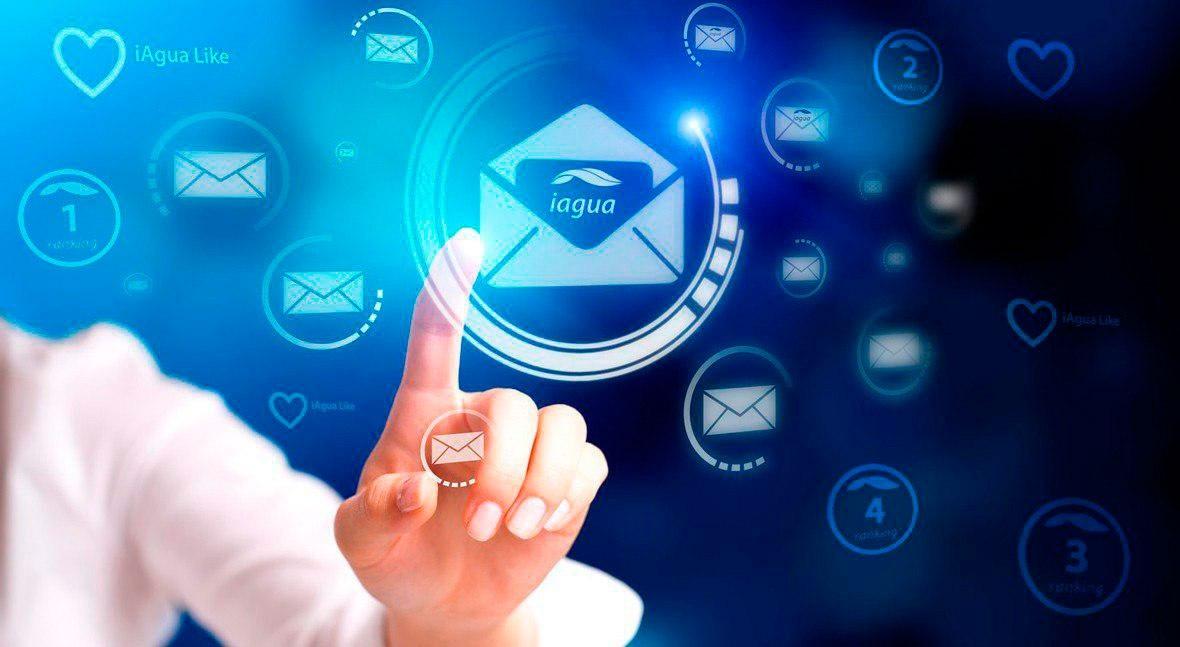 iAgua lanza nuevo newsletter semanal mejor información digitalización