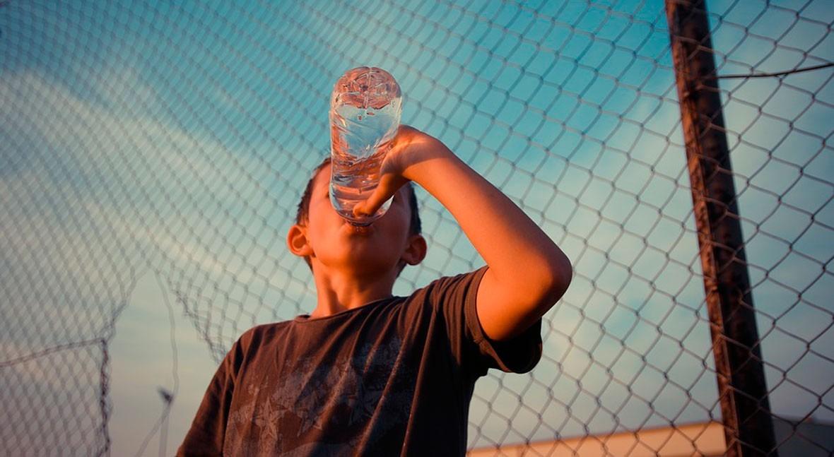Algunos mitos beber agua