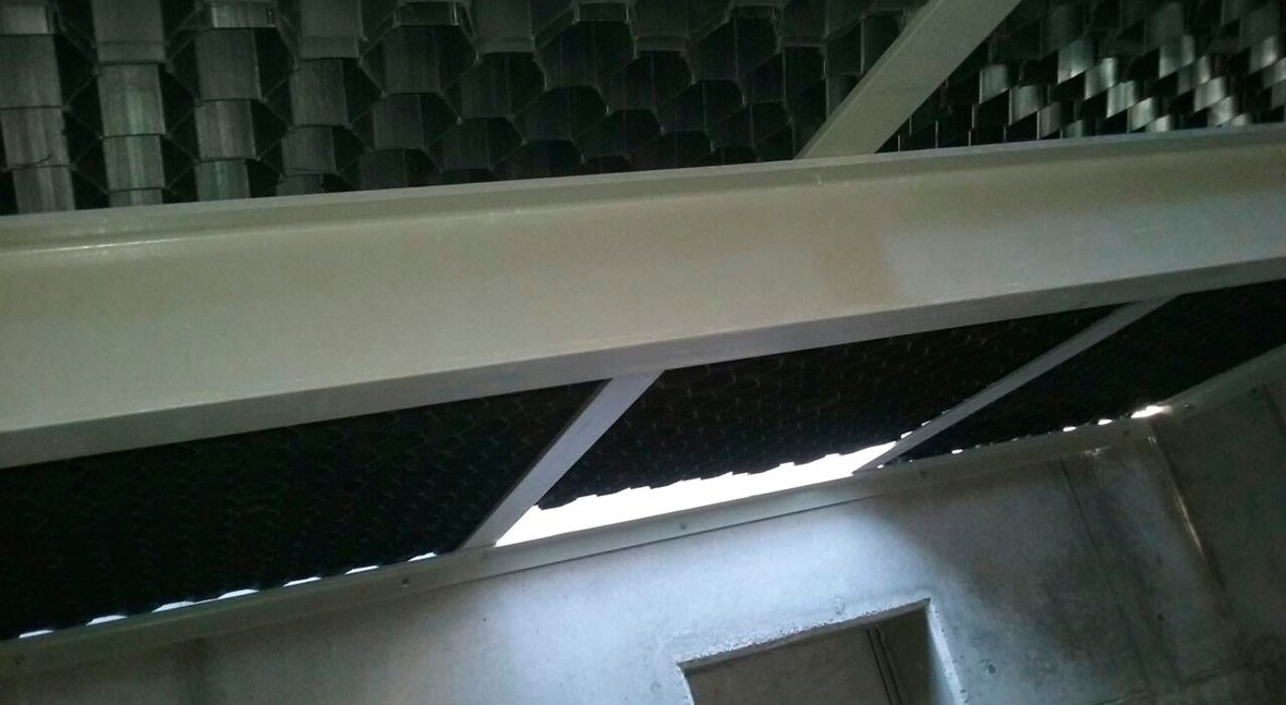 TecnoConverting Engineering suministra totalidad sistema lamelar estructura soporte