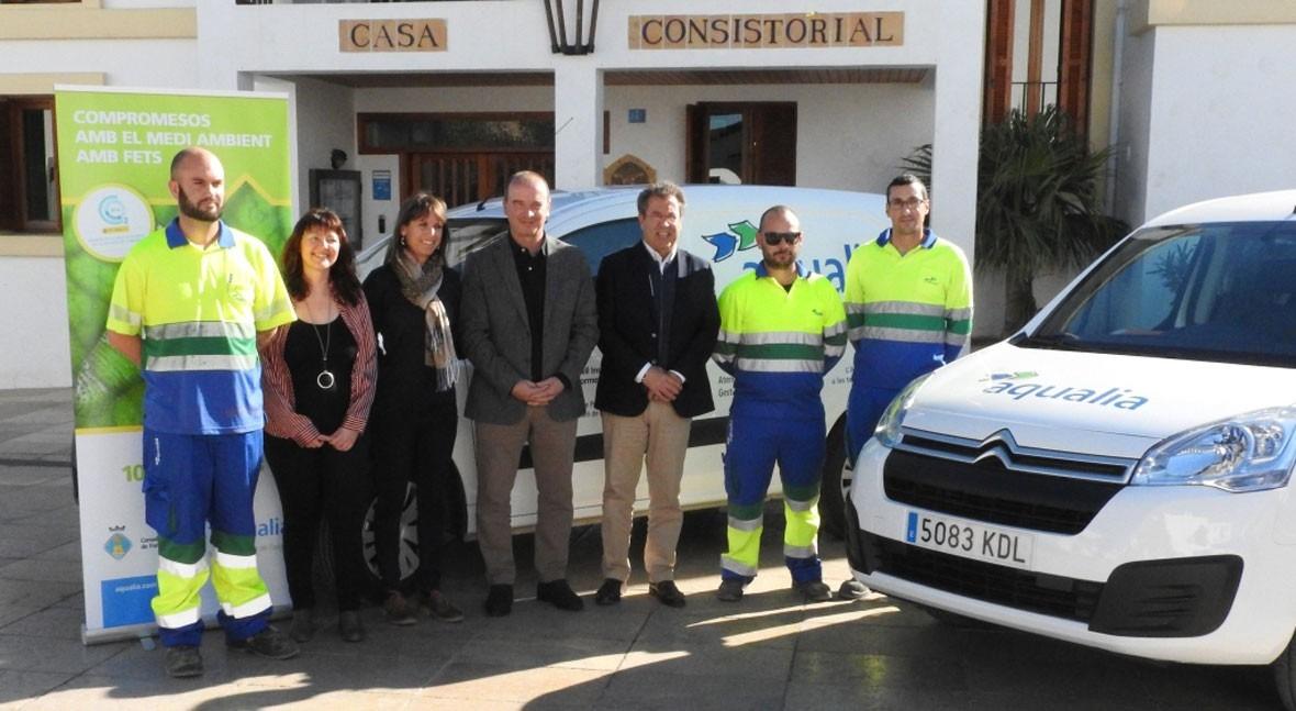 Formentera apuesta medioambiente incorporación 2 vehículos eléctricos