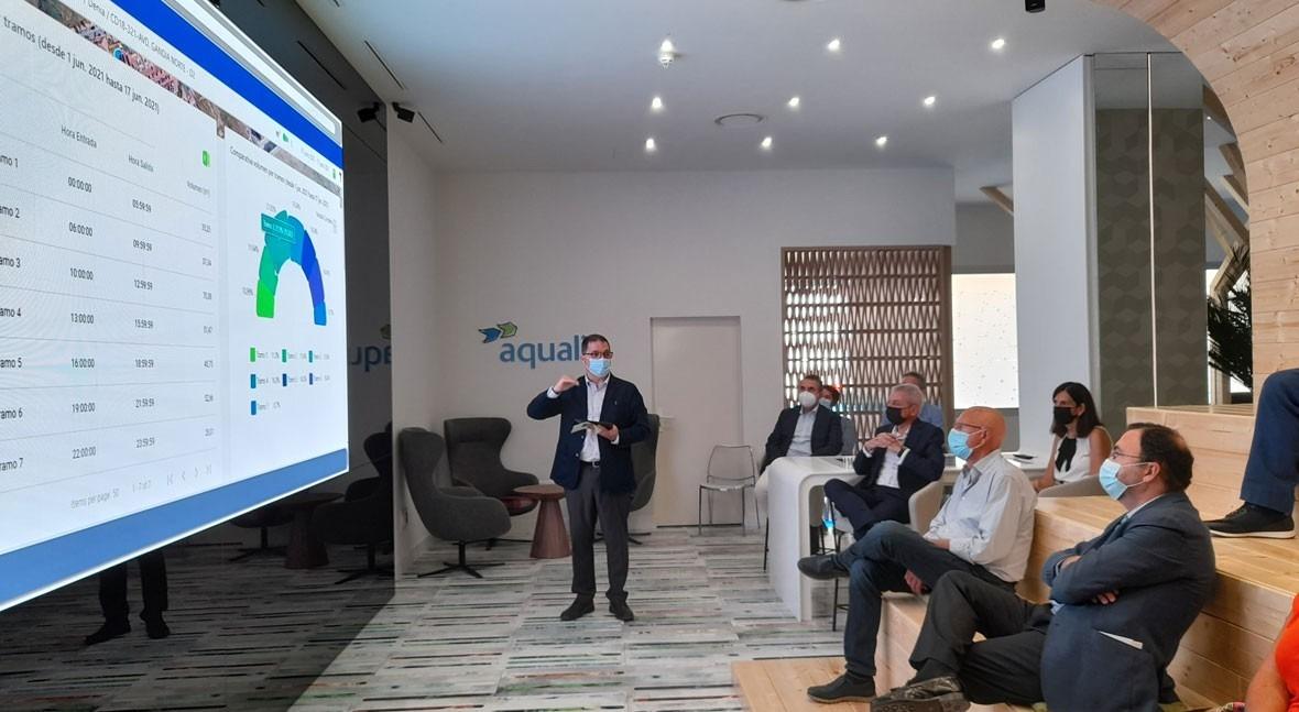 digitalización transforma Servicio Municipal Aguas Denia, que ya es referente nacional