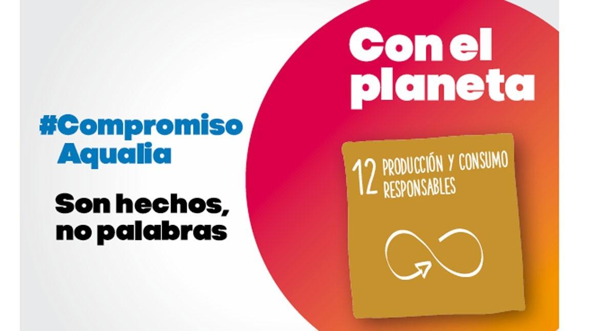 375.556 ciudadanos muestran compromiso planeta al adherirse e-factura Aqualia