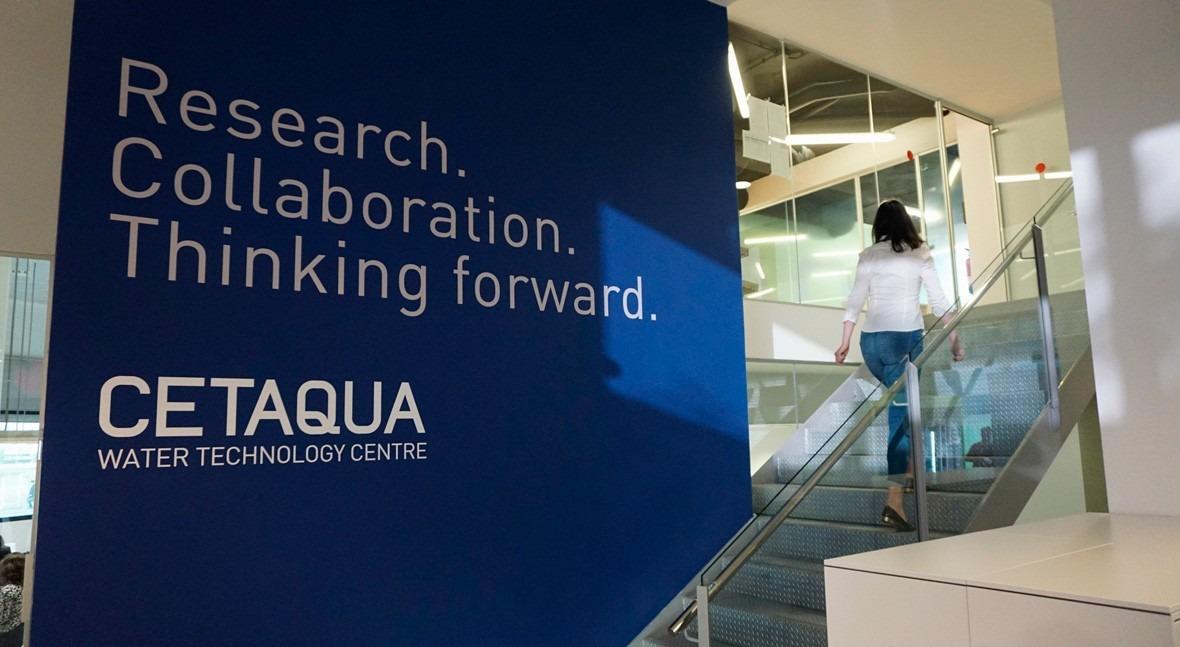 Cetaqua: 10 años investigación gestión más sostenible agua