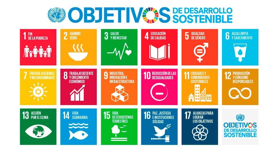 1 enero entra vigor nueva Agenda Desarrollo Sostenible