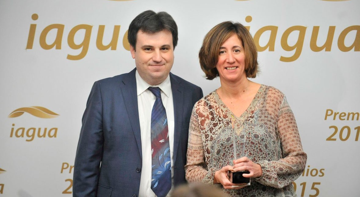 ONGAWA gana Premio iAgua 2015 Mejor ONG