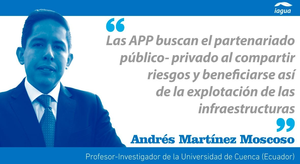 marco normativo colaboración público-privada Ecuador