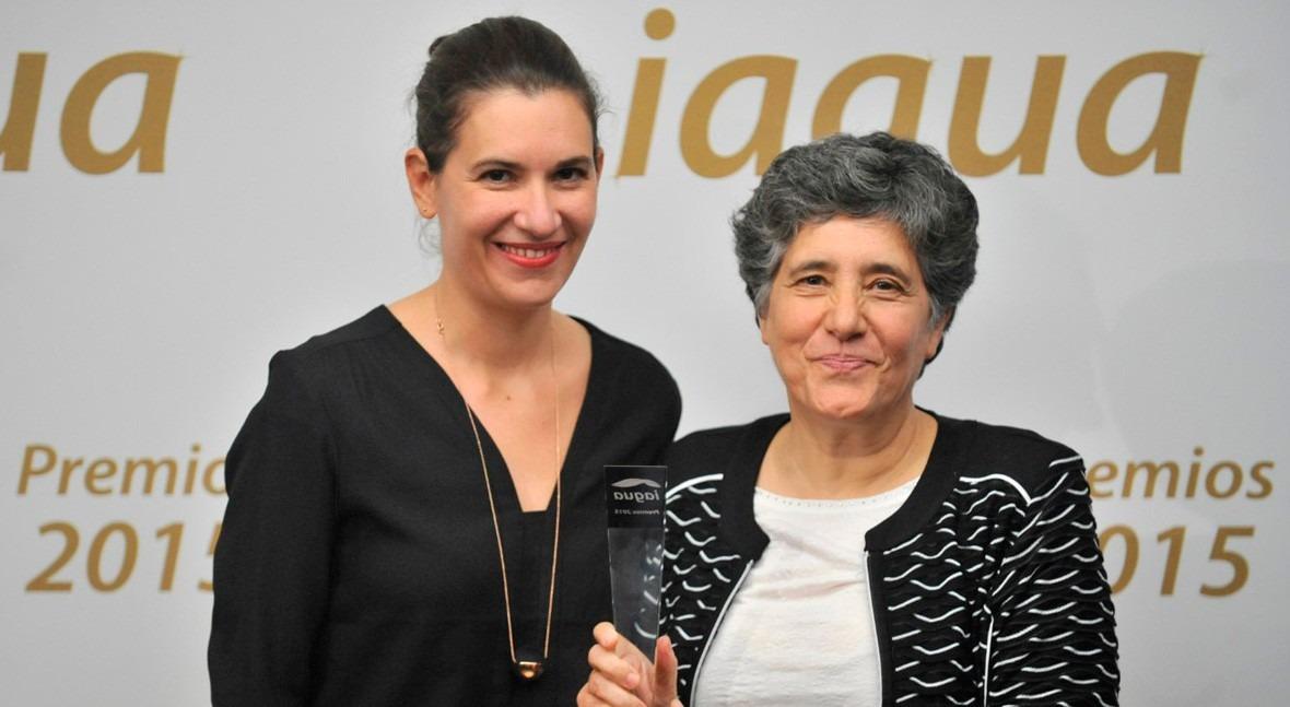 """"""" agua fuente vida"""" 2005-2015, nuevo Mejor Organismo Internacional Premios iAgua"""