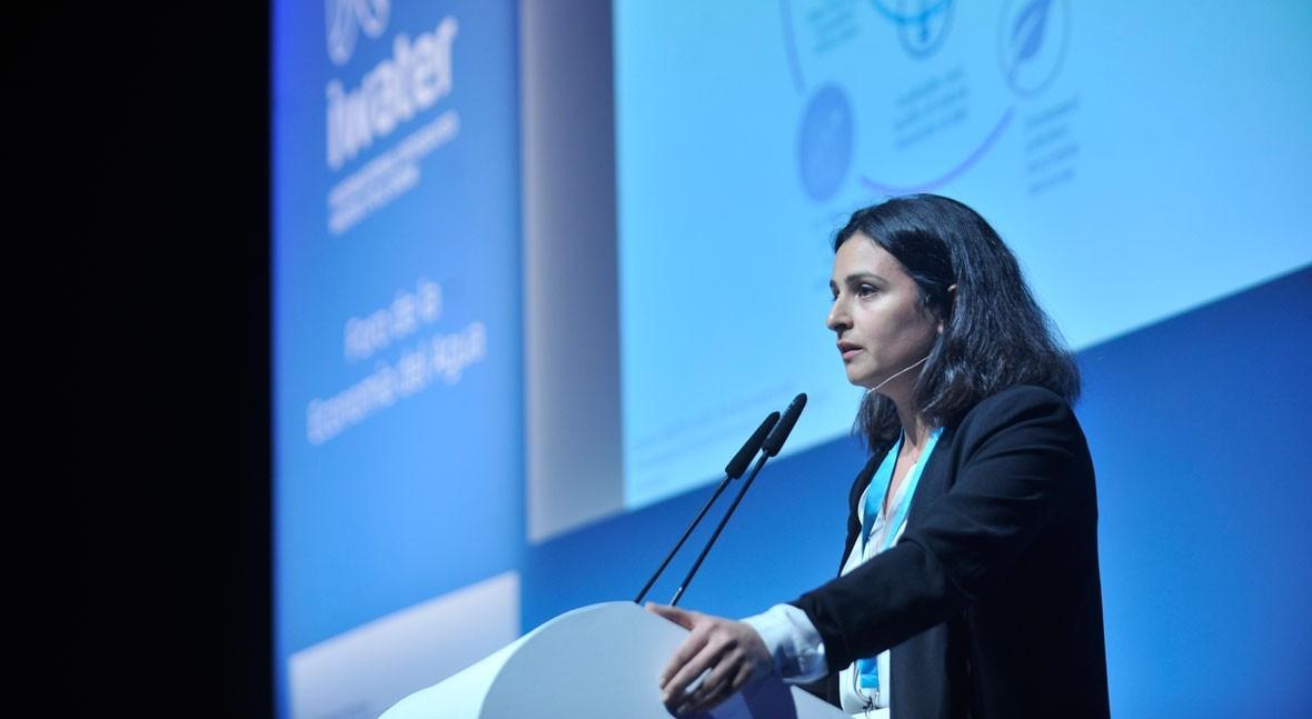 """O. Romano: """" relación agua, ciudades y economía circular es vector innovación"""""""