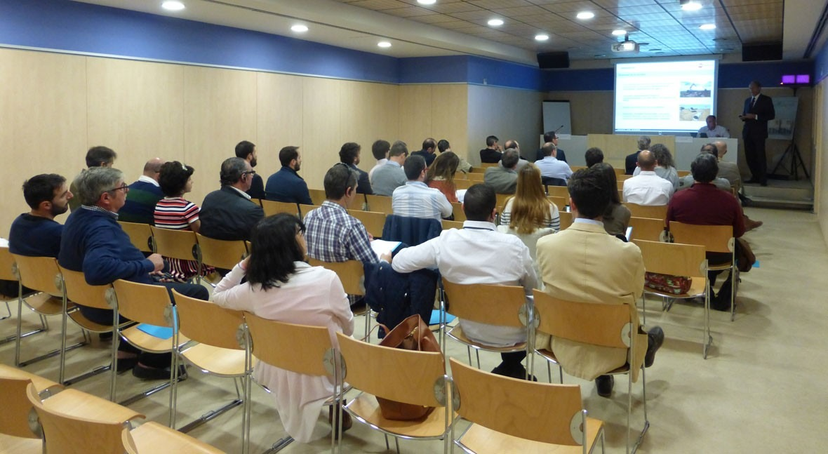Ingenieros toda España acuden al I Foro Nacional Amiantit tuberías PRFV, Valencia