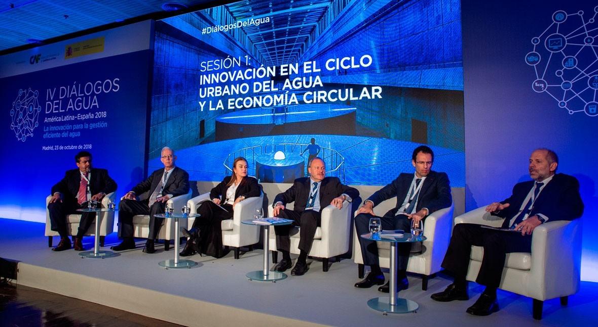 innovación, pieza clave eficiente gestión agua