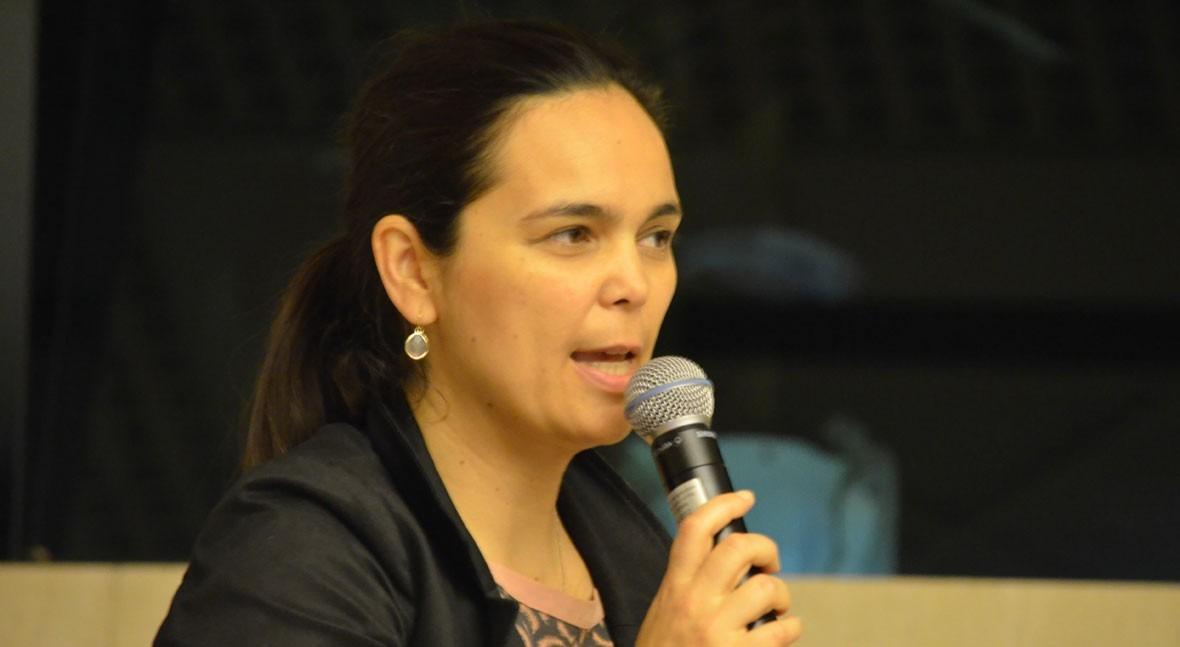"""Patricia Mejías: """" 30% población mundial vive países afectados alto estrés hídrico"""""""