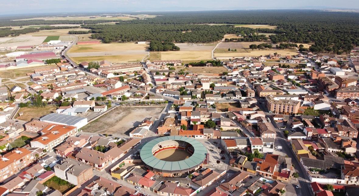 Pedrajas de San Esteban (Valladolid).