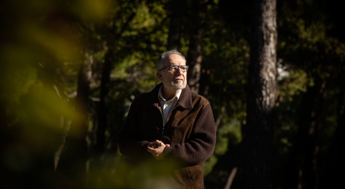 Pedro Arrojo (Foto: Pablo González-Cebrián/iAgua).