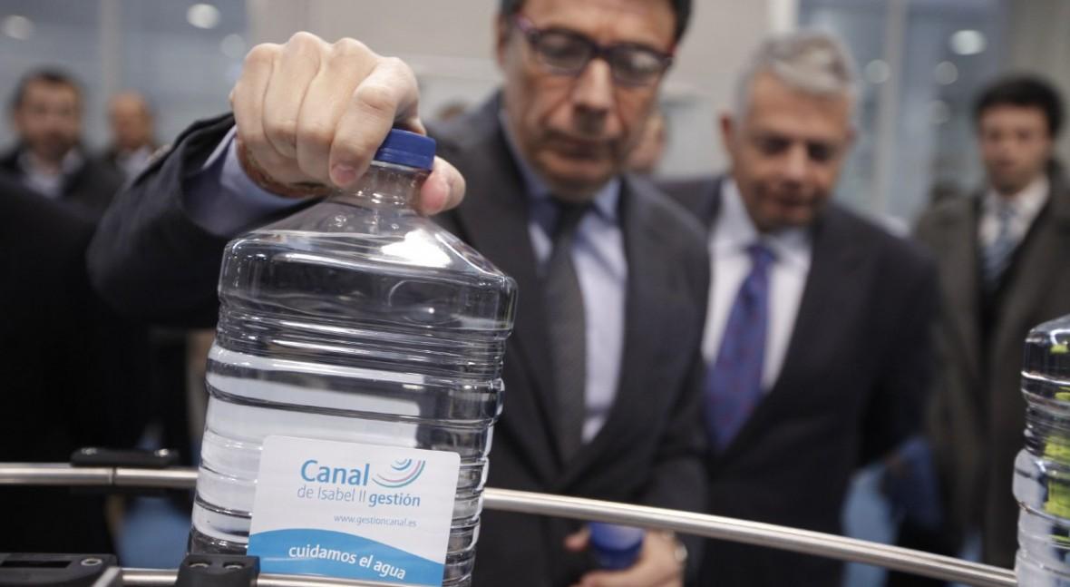 Operación corrupción relacionada gestión Canal Isabel II