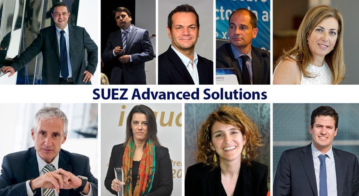 SUEZ ADVANCED SOLUTIONS: Profesionales comprometidos mejora vida personas