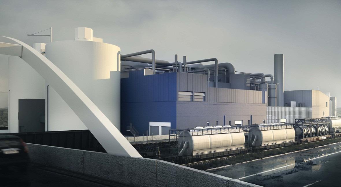 ACCIONA inicia construcción nueva planta aguas residuales Metro Vancouver