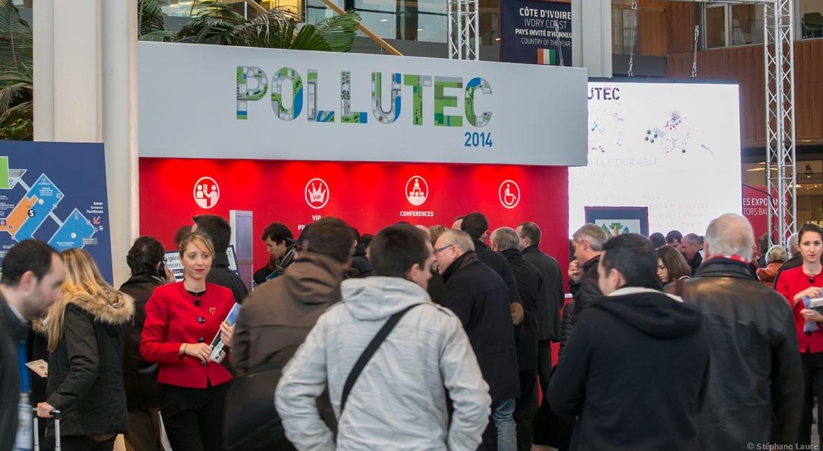 TecnoConverting va estar presente salón Pollutec