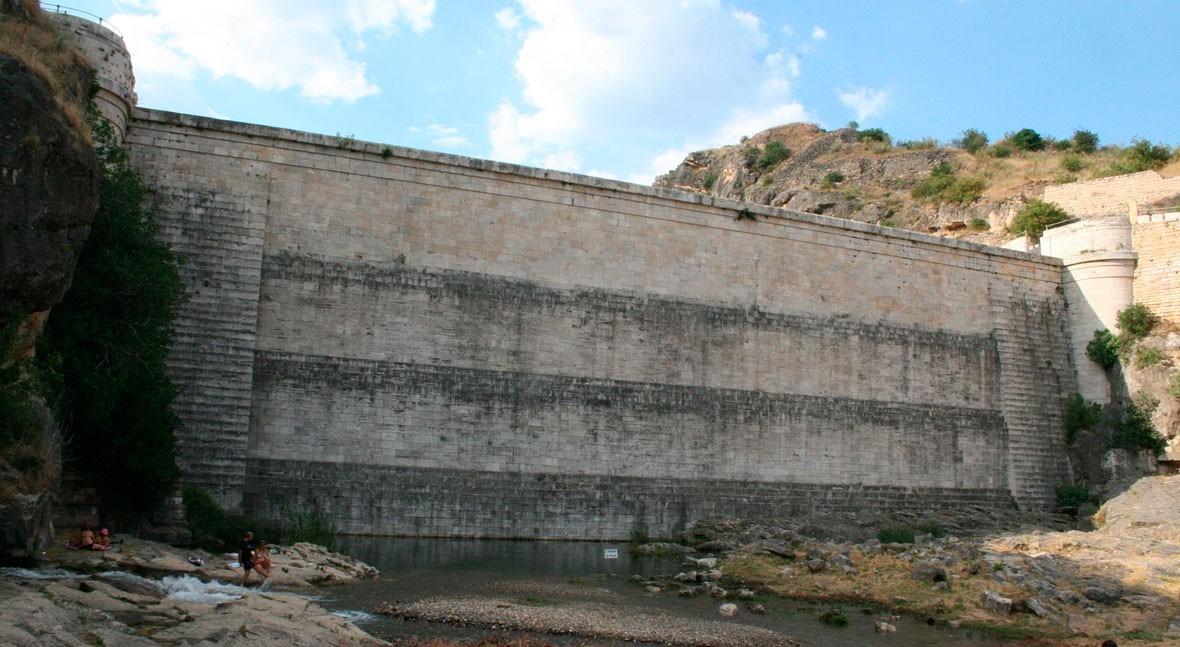 Historias Madrid (III): fracaso Pontón Oliva, presa más antigua Madrid