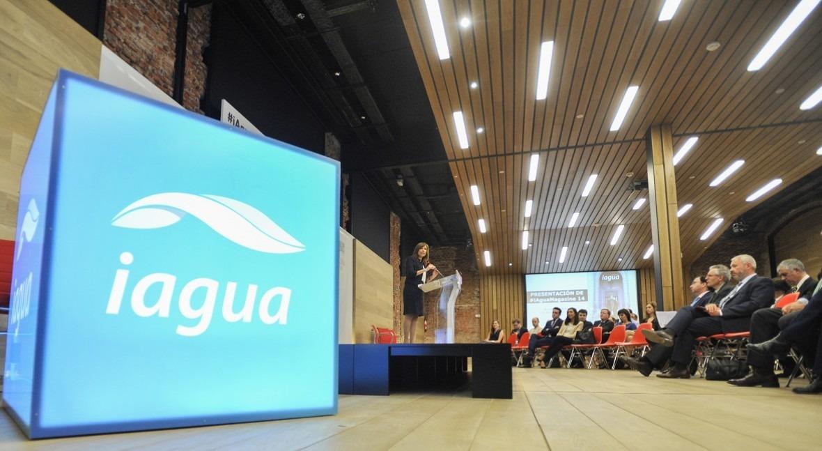 Presentación iAgua Magazine 15: Colaboración Público-Privada