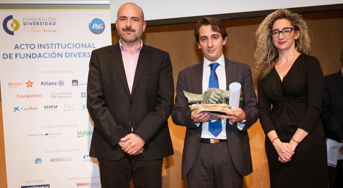 Aguas Albacete es reconocida internacionalmente gestión diversidad