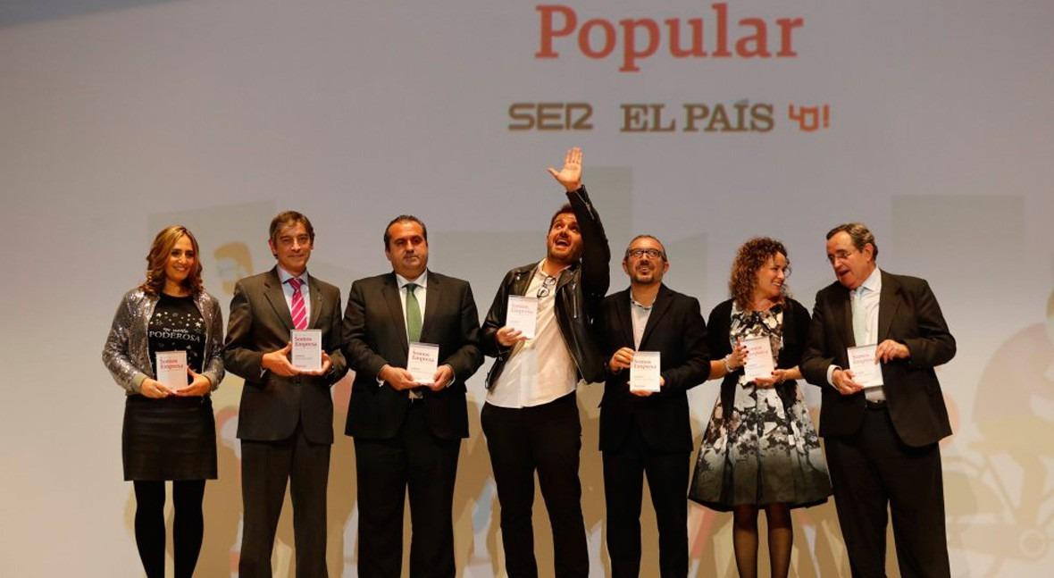 """INCLAM, ganador Premios """"Somos Empresa"""""""