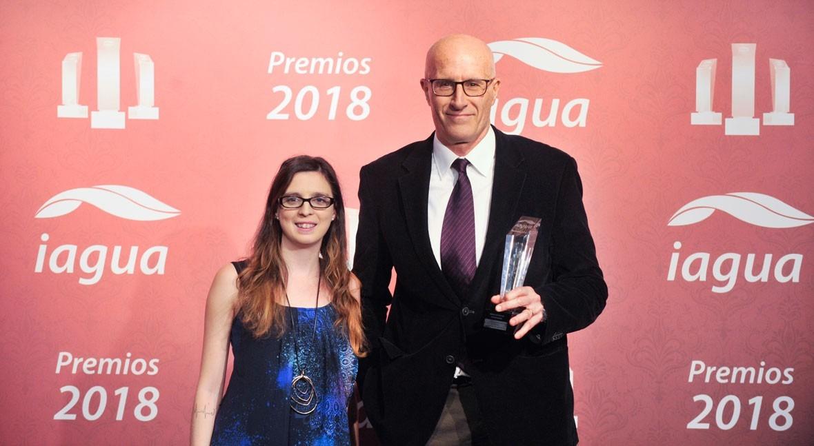 Fundación We Are Water vuelve alzarse Premio iAgua al Mejor Reportaje Magazine