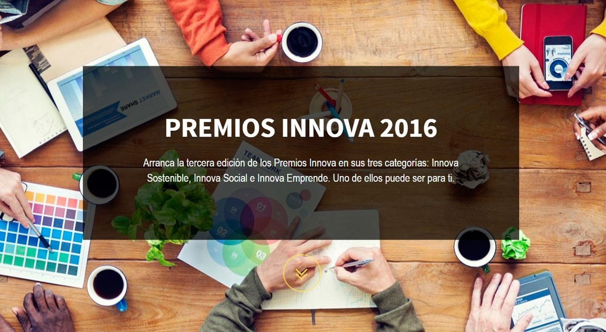 Nueva edición Premios Innova Fundación Aquae