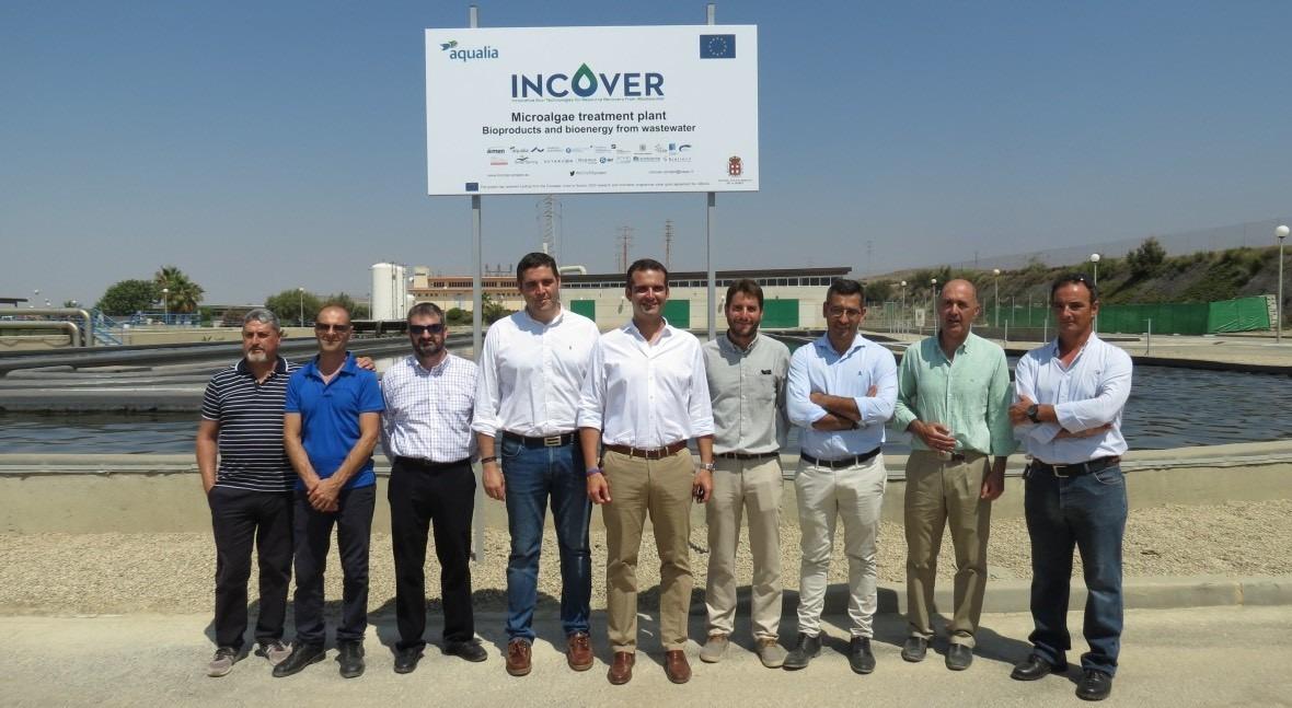 Dos nuevos proyectos I+D revolucionan tratamiento aguas residuales
