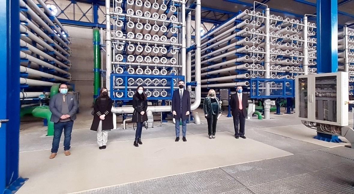 desaladora Mar Alborán, nueva alternativa creciente demanda agua Almería
