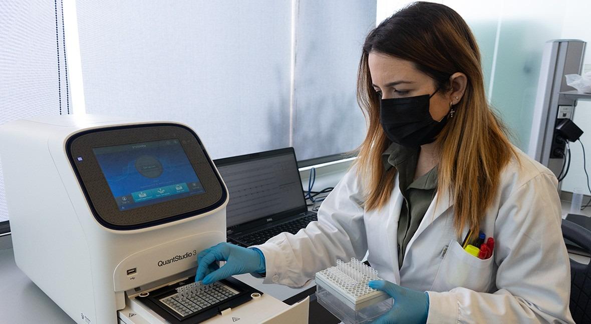 Promedio adquiere nuevo equipo detectar rastro COVID-19 agua residual