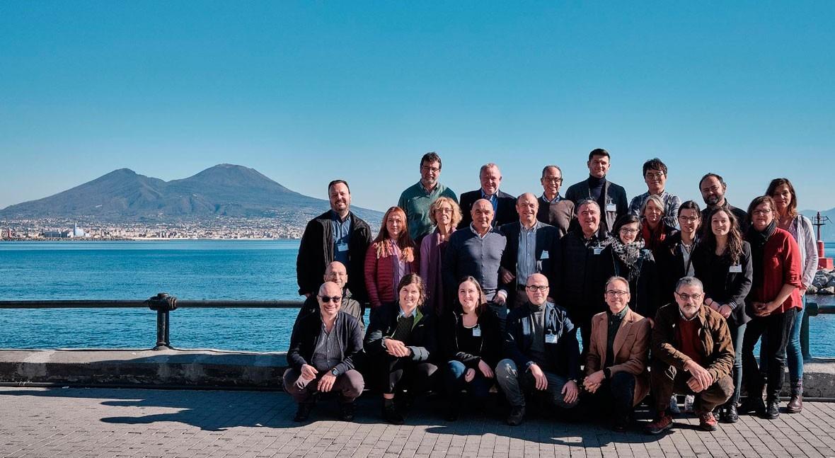 Agrisat inicia Nápoles participación Proyecto COALA
