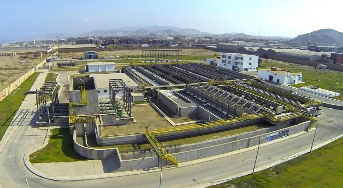 Planta de Tratamiento de Aguas Residuales (PTAR) de Taboada
