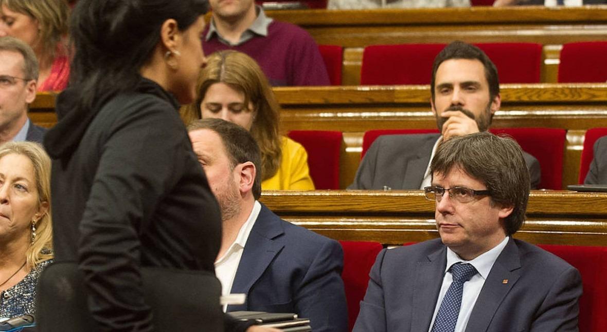 CUP exige que ATLL vuelva ser pública apoyar investidura Puigdemont