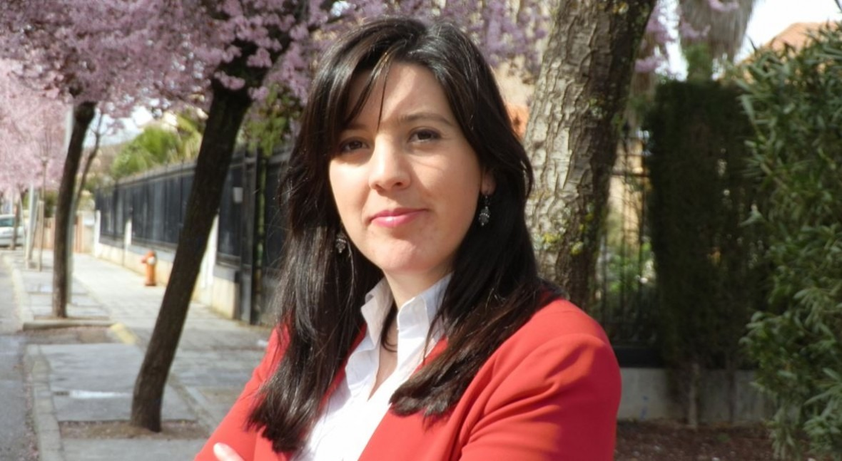 """Quintilia López: """" jóvenes somos vehículo entrada ideas más innovadoras al sector"""""""