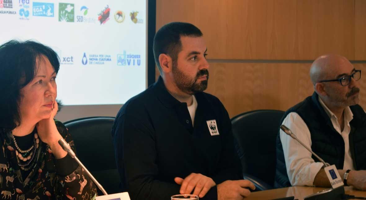 """"""" ambición proteger agua es aún más importante contexto cambio climático"""""""