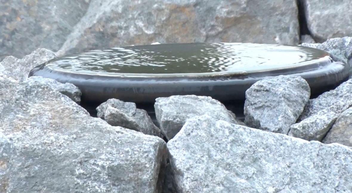 Recta final Veolia Water Tech proyecto regeneración agua Port Selva