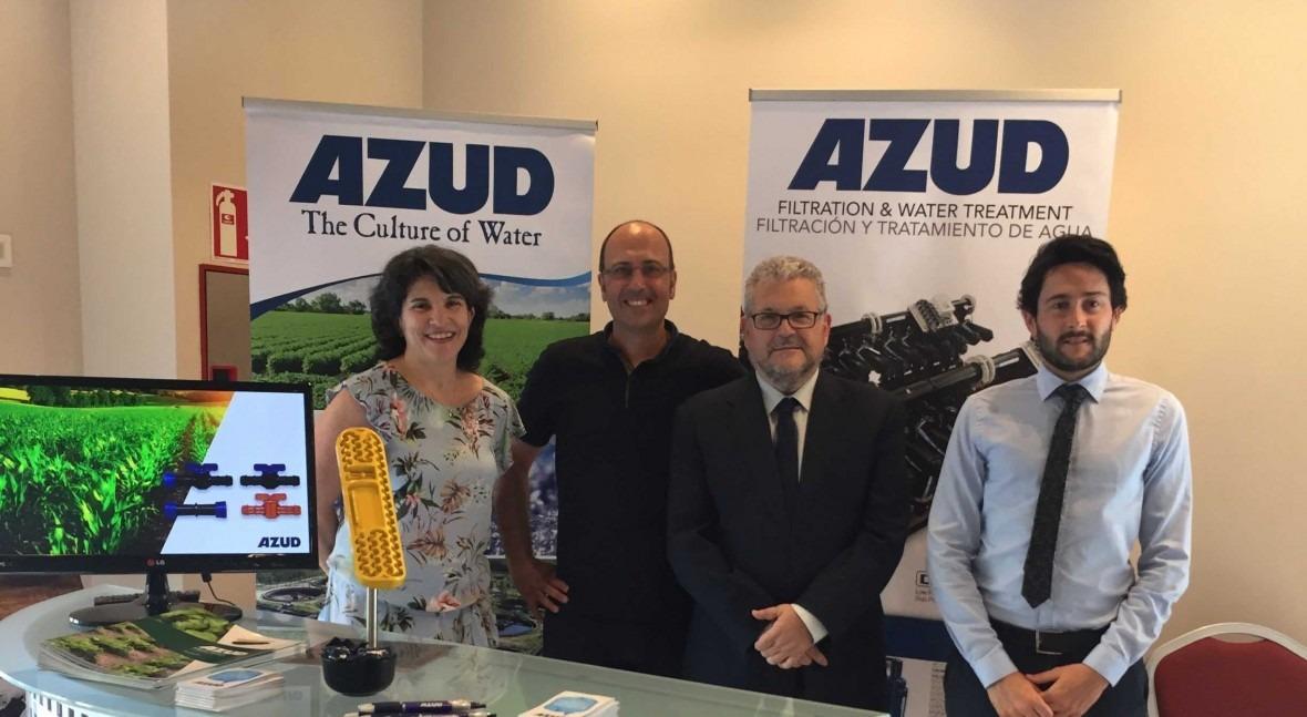 AZUD IWARESA 2018: apostando innovación tecnológica y intercambio científico