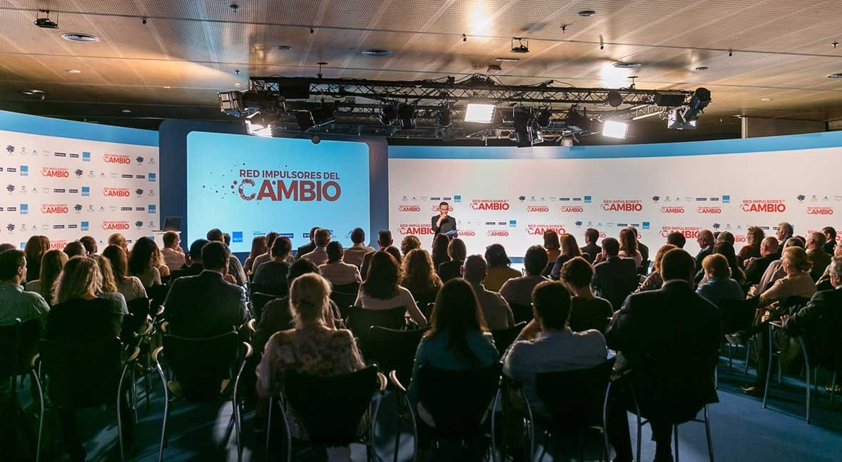 Red Impulsores Cambio: alianza global cambiar mundo