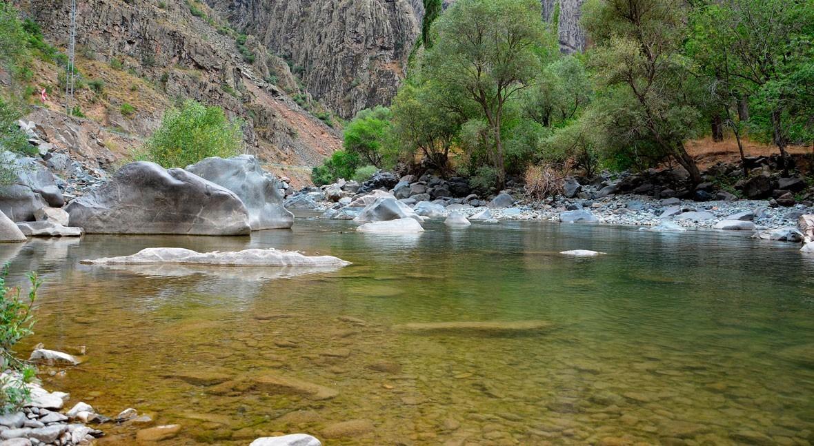 GSM-2 Keller monitorización ríos montaña