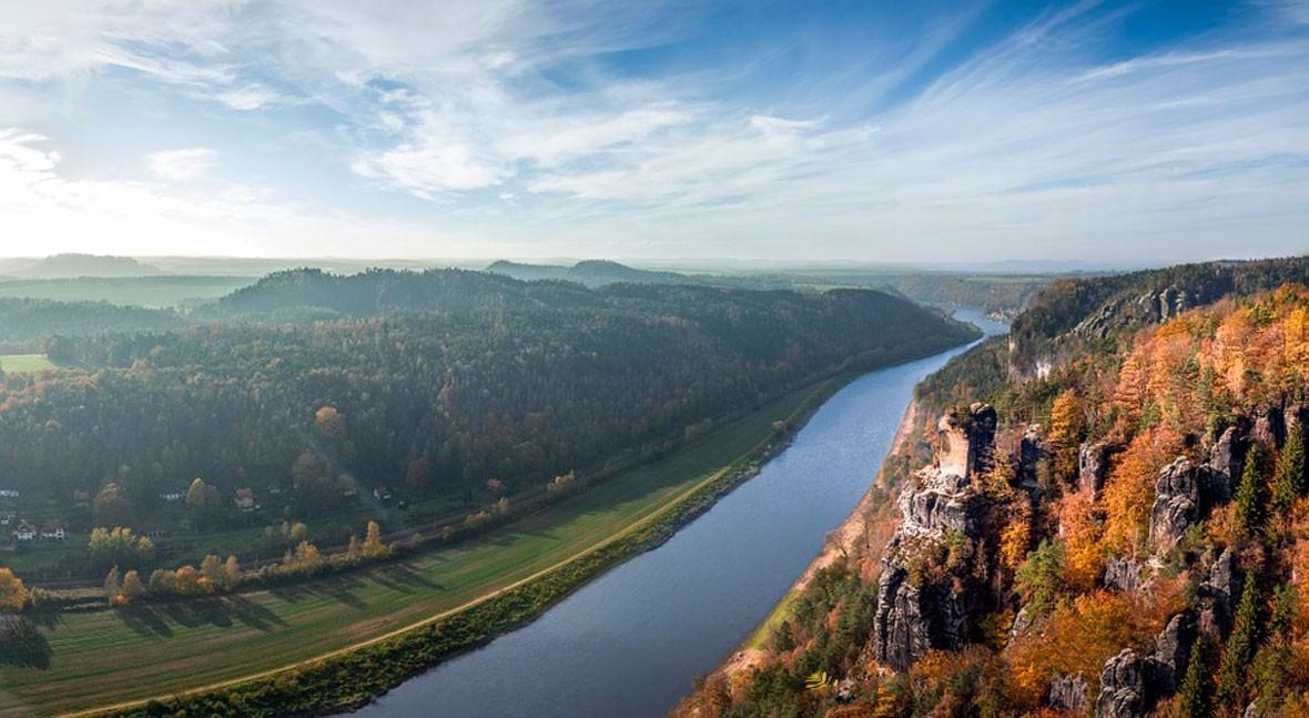 ¿Cuáles son principales ríos Europa?