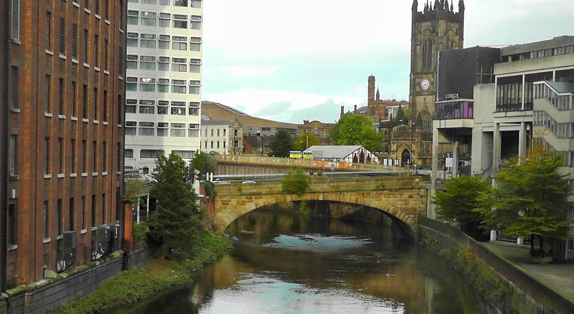 proyecto Life EFFIDRAIN viaja Manchester busca sinergias